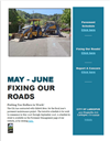 Fixing Our Roads
