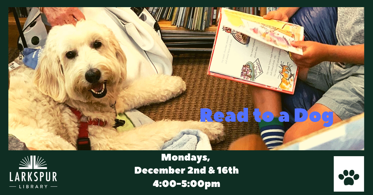 December Read to a Dog Dec