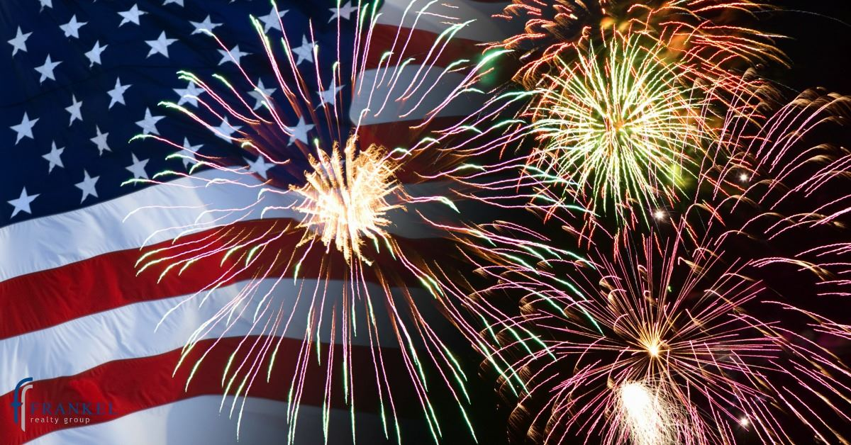 Closed Fourth of July Week