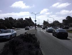 Sir Francis Drake Boulevard Rehabilitation (Highway 101 to Ross) Opens in new window
