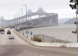 East Sir Francis Drake approach to Richmond-San Rafael Bridge Opens in new window