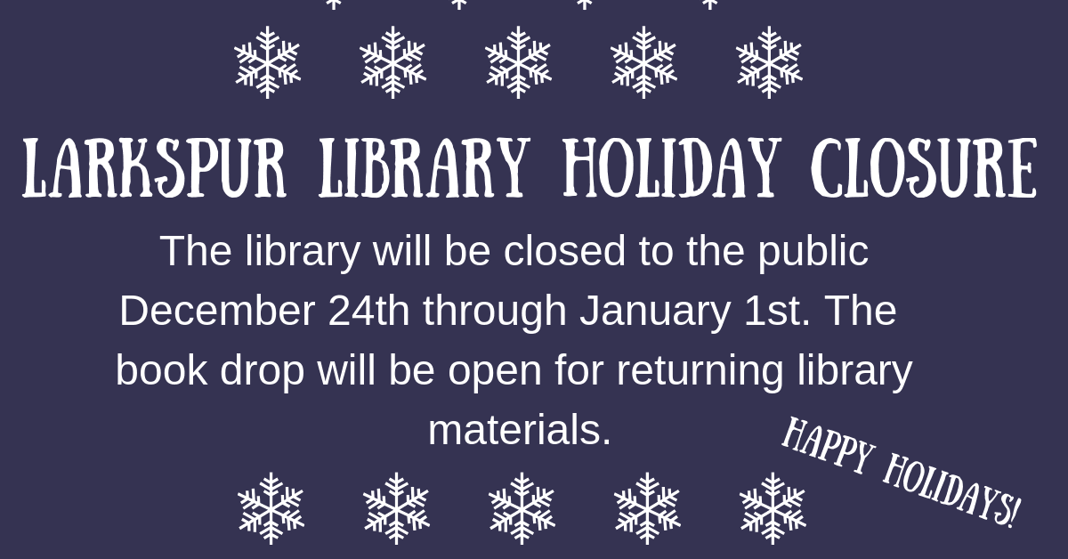 Holiday Closure Facebook
